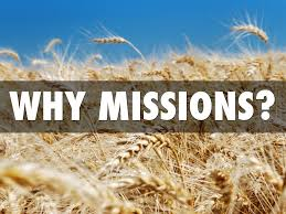 Why Missions?